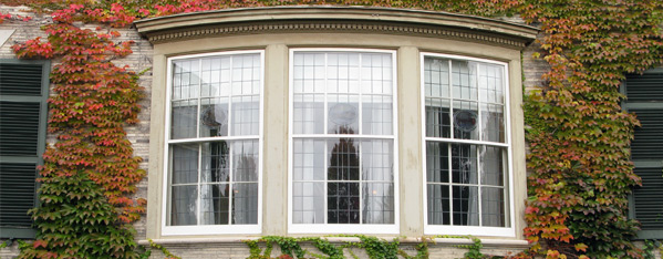 Three Bay Bow Window Installation